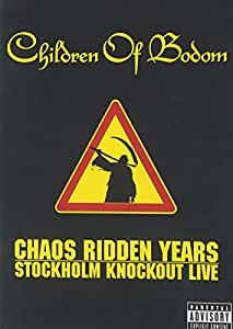 Chaos Ridden Years: Stockholm Knockout Live [DVD] [Import]