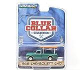 """GREENLIGHT 1:64SCALE """"BLUE COLLAR COLLECTION"""" """"1968 CHEVROLET C-10""""(WEATHERING)SERIES1 グリーンライト 1:64スケール 「ブルーカラー コレクション」 「1968 シボレー C-10」(ウェザリング加工)シリーズ1 [並行輸入品]"""