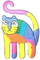 ワッペン 猫 ねこ ネコ