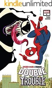 Double Trouble: Superheroes Avenger Team Spider-Man Venom Comics Books For Kids, Boys , Girls , Fans , Adults (English Edition)