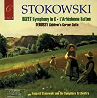 Stokowski Conducts Bizet & Debussy by Bizet (2008-10-14)
