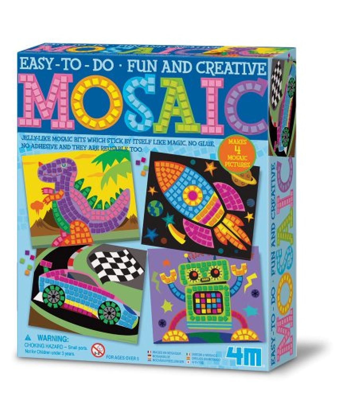 4M Easy to Do Mosaic-Fun by 4M [並行輸入品]