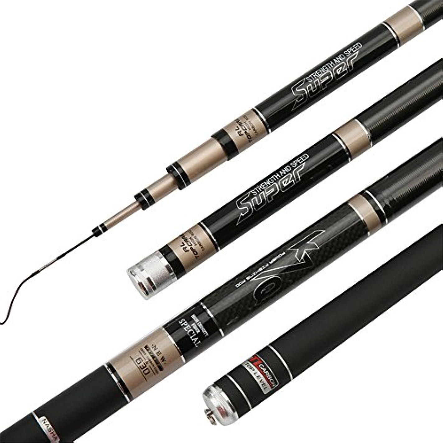 スカープスピーチ郵便屋さん釣り ロッド 釣り竿ウルトラライトスーパーハード19シーサイド釣り竿釣りマグロ池リバーサイドに適した釣り竿。