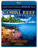 Coral Reef Adventure [Blu-ray] [Import]