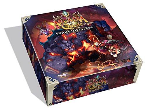 Cmon Arcadia Quest : Whole Lotta Lavaボードゲーム