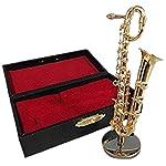 SUNRISE SOUND HOUSE サンライズサウンドハウス バリトンサックス(Baritone Saxophone) 1/12サイズ