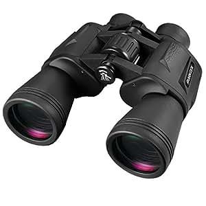 AVANTEK 双眼鏡 10×50 望遠鏡 高解像度 大型 10倍 50口径 スポーツ観戦 コンサート アウトドア 旅行 バードウォッチングに最適 QW-01