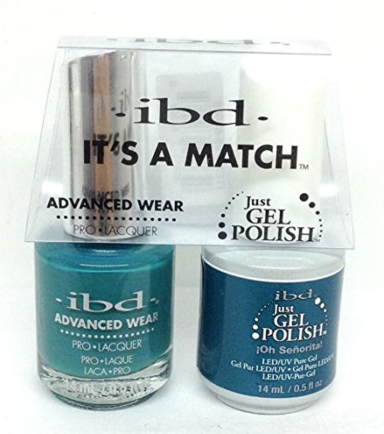 矢印絞る枝ibd - It's A Match -Duo Pack- Love Lola Collection - Oh Senorita - 14 mL / 0.5 oz Each