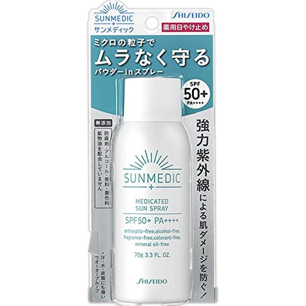 保証民間経験サンメディックUV 薬用サンスプレー 70g (医薬部外品)