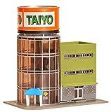 トミーテック ジオコレ 建物コレクション 039-2 円筒形 ビル2 ジオラマ用品