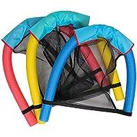水泳プール水フローティング椅子シートベッド浮力Float Recliner Swim学習トレーニング(ランダム:カラー)