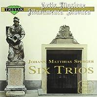 Trio X Oboe N.1 E 6, Trio X