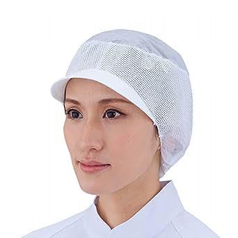 東京メディカル でんでん帽 ツバ付通気型 50枚入 CA104