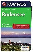 Bodensee: Wanderfuehrer mit Extra-Tourenkarte 1:75.000, 75 Touren, GPX-Daten zum Downloaden