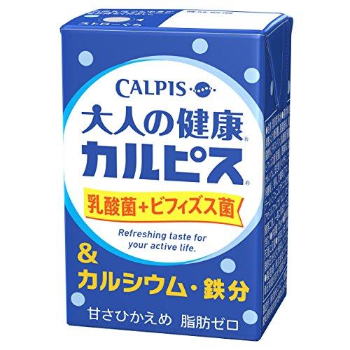 エルビー 大人の健康・カルピス 乳酸菌+ビフィズス菌&...
