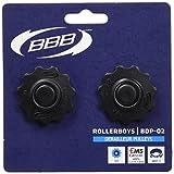 BBB ディレーラーパーツ プーリー ローラーボーイ 11T ブラック BDP-02 304021