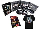 ハイ・ヴォルテージ・フェスティヴァル 2010 【通販限定500セット コンプリートBOX 3DVD + Blu-ray + ミュージック・ライフ復刻 + オリジナルTシャツ】 (TシャツXL)