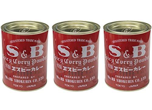 S&B カレー400g×3缶セット