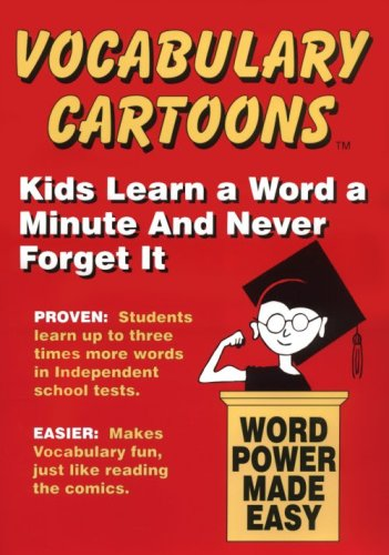 Vocabulary Cartoons: Building an Educated Vocabulary With Visual Mnemonicsの詳細を見る