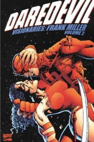Download Daredevil Visionaries: Frank Miller 0785107711