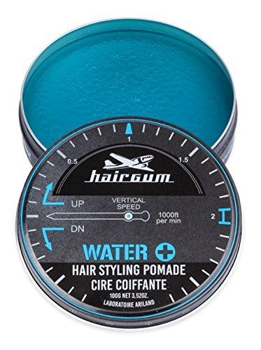 hairgum Water+ Pomade 100g ヘアガム ウォータープ...