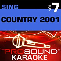 Sing Country 2001 Vol. 7 [KARAOKE]