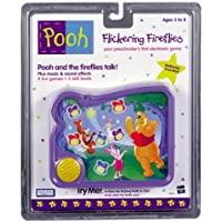 Winnie The Pooh Flickering Fireflies Handheld Electronic Game for Preschoolers, 4 Games in One [並行輸入品]