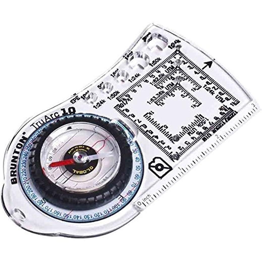 グリップ意欲圧縮するBRUNTON TRUARC 10 COMPASS