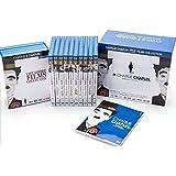 チャーリーチャップリンコレクション完結版フルパッケージBlu-ray+ DVD 30 DISC