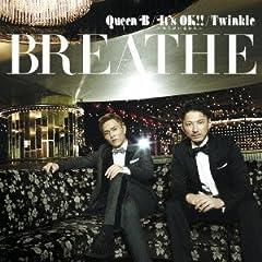 BREATHE「Tears of JOY」のCDジャケット