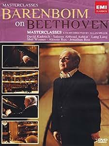 Barenboim on Beethoven Masterclasses (2pc)