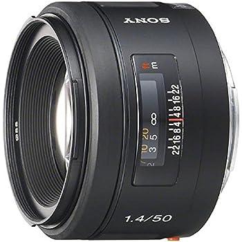 ソニー SONY 単焦点レンズ 50mm F1.4 SAL50F14 フルサイズ対応