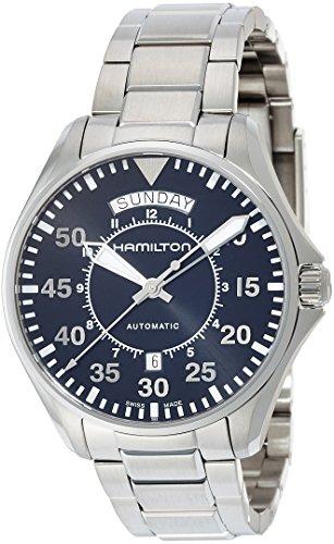 [ハミルトン]HAMILTON 腕時計 Khaki Pilot Day Date(カーキ パイロット デイデイト) インターステラー 限定...