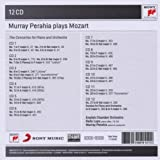 Murray Perahia Plays Mozart