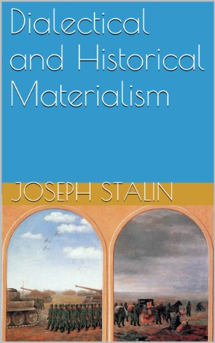 an analysis of marxists approach of historical materialism