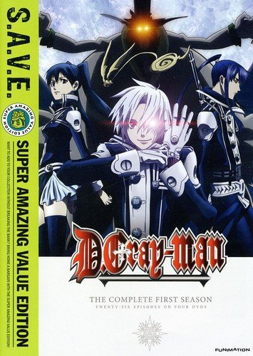 D Grayman: Season One - Save [DVD] [Import]