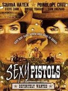 Sexy pistols (Bandidas) [paper sleeve]