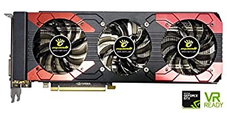 Manli (マンリ) Manli GeForce GTX 1070Ti with Triple Cooler (M-NGTX1070TI/5RGHDPPP / 代理店2年保証)