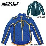 (ツータイムズユー)2XU バイクウェア Sub Zero Cycle Jacket// バイクウェア バイクジャケット 自転車 S AZG-SGR mc2981a-AZGSGR-S
