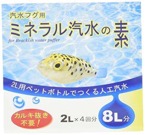 ジュン (JUN) ミネラル汽水の素 2L×4回分(8L分)