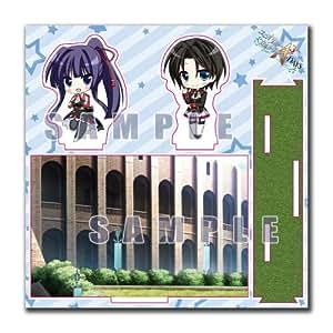 ユニオリズム☆カルテット アクリルジオラマ SDver.05(天音・アズサ)【グッズ】