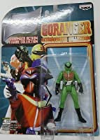 ACTION FIGURE COLLECTION GORANGER ミドレンジャー
