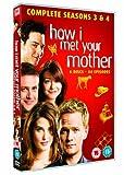 how i met your mother complete  seasons 3 & 4