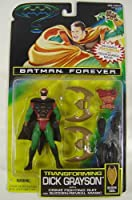"Batman Forever Transforming DICK GRAYSON 5"" Action Figure (1995 Kenner)"