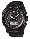 [カシオ]CASIO 腕時計 PROTREK プロトレック TOUGH MVT タフソーラー 電波時計 MULTIBAND 6 PRW-5100-1JF メンズ