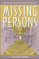 Missing Persons: Character and Characterization in Modern Drama