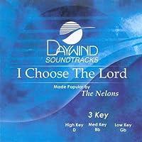 I Choose The Lord [Accompaniment/Performance Track]【CD】 [並行輸入品]