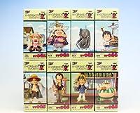 ワンピース ワールドコレクタブルフィギュアvol.6 アニメ バンプレスト(全8種フルセット+ポスターおまけ付)