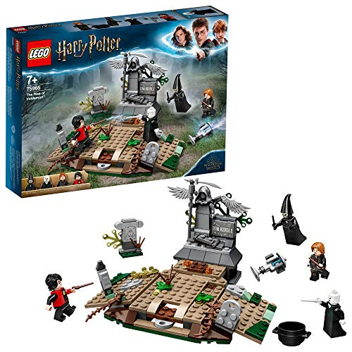 レゴ(LEGO) ハリーポッター ヴォルデモートの復活 75965