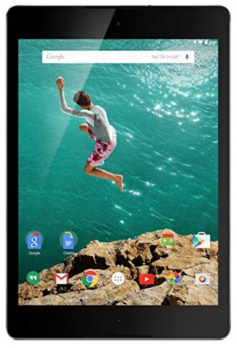 HTC Nexus 9 LTE ( Android 5.0 / 8.9inch IPS LCD / NVIDIA Tegra K1 / 32G / LTE対応 / nano SIM スロット / ルナー ホワイト ) 99HZJ004-00
